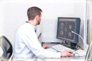 Пересмотр диска МРТ