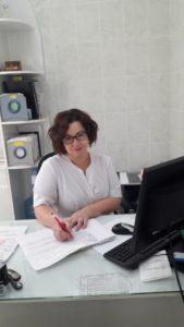 Ложниченко Елена Викторовна – хирург, колопроктолог