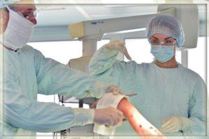 Пролежни – некрэктомия: лечит только хирург!
