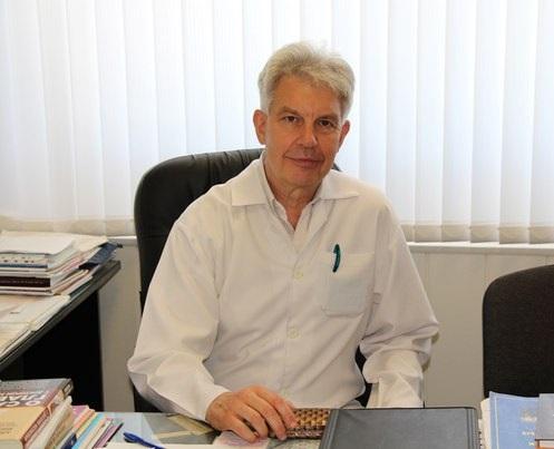 Профессор Амбалов  Юрий Михайлович.   Гепатолог. Инфекционист.  Врач высшей категории, ДМН