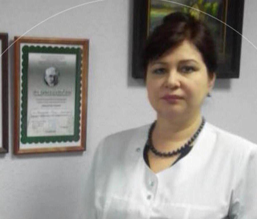 Мамедова Нонна Ильясовна - врач -  гепатолог высшей категории, инфекционист, КМН