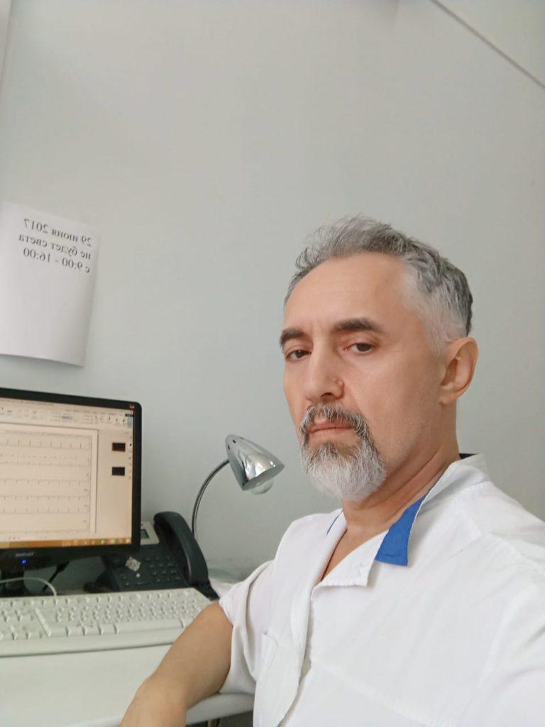 Базлов Игорь Петрович - врач функциональной диагностики по кардиологии.