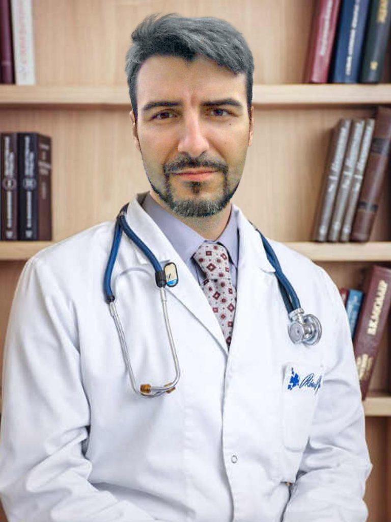 Жлоба Артем Николаевич, врач второй категории, онколог, уролог. КМН