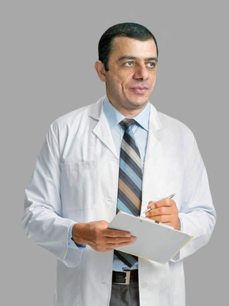 Киртанасов Яков Павлович — хирург, ренгенолог, врач высшей категории, к.м.н. Киртанасов Я. П