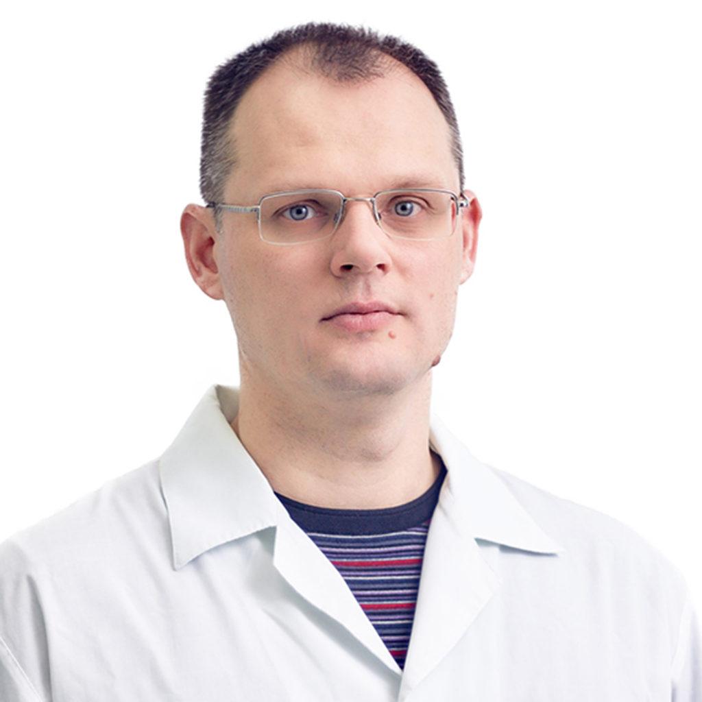 Воскобойников Александр Владимирович. Колопроктолог. Хирург