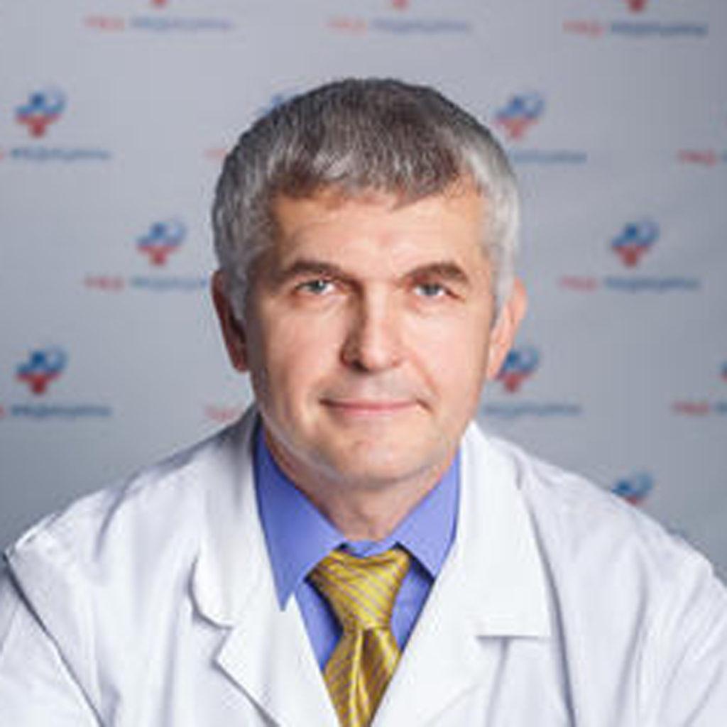 Владимир Владимирович Козубенко. Врач высшей категории. Нейрохирург