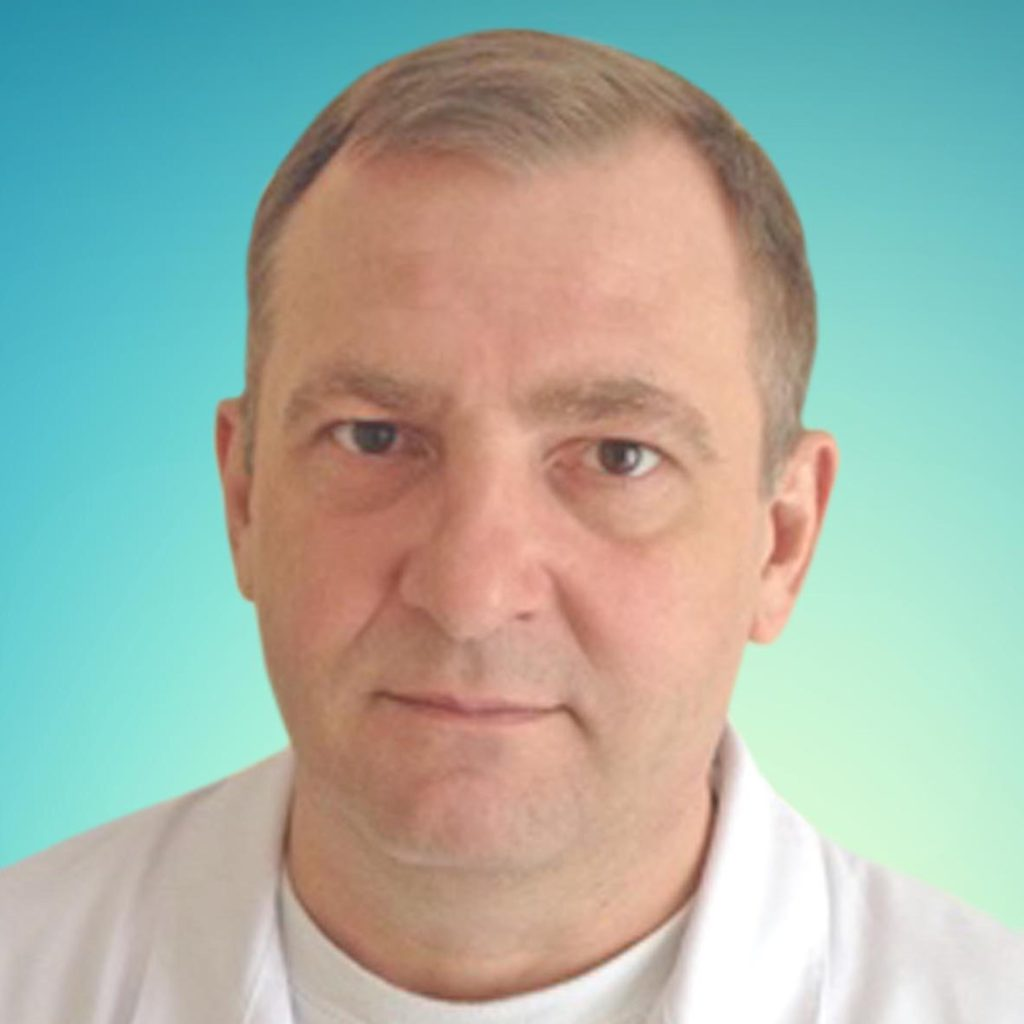 Ситников Виктор Николаевич - хирург, эндоскопист