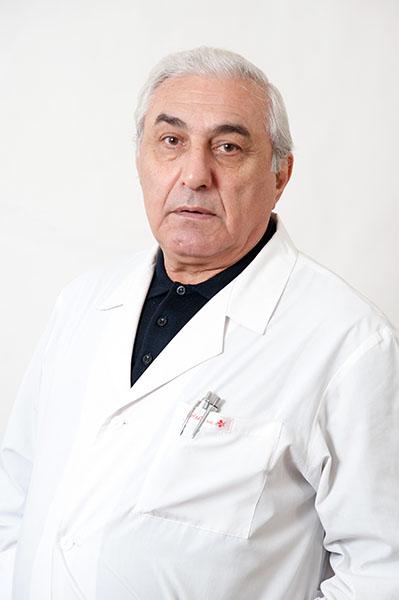 Узунян Леван Вагушевич. Онколог. Проктолог. Хирург высшей категории