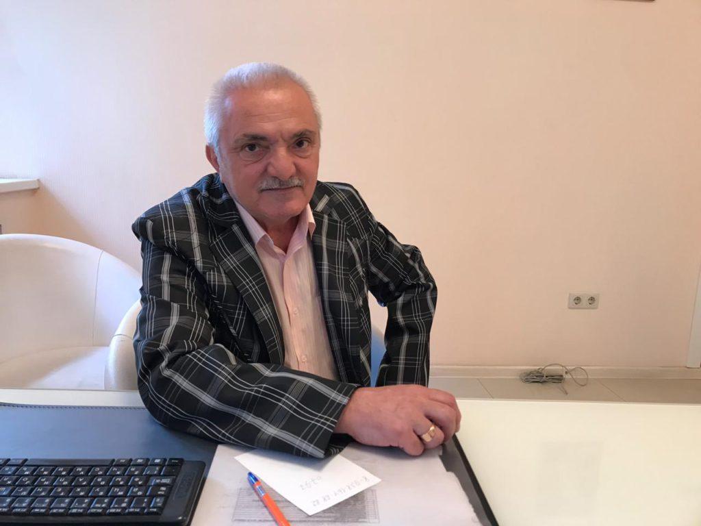 Тер-Агопов Аркадий Ервантович. Детский ЛОР. Оториноларинголог