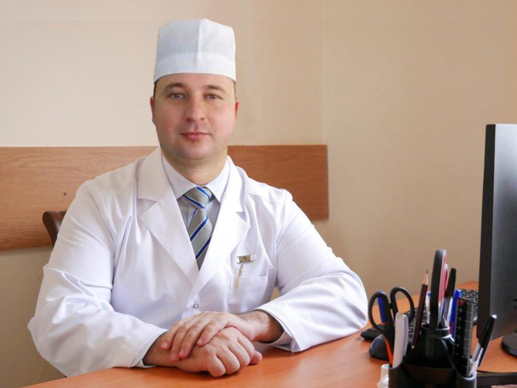 Александр Леонидович Терпугов.  Проктолог