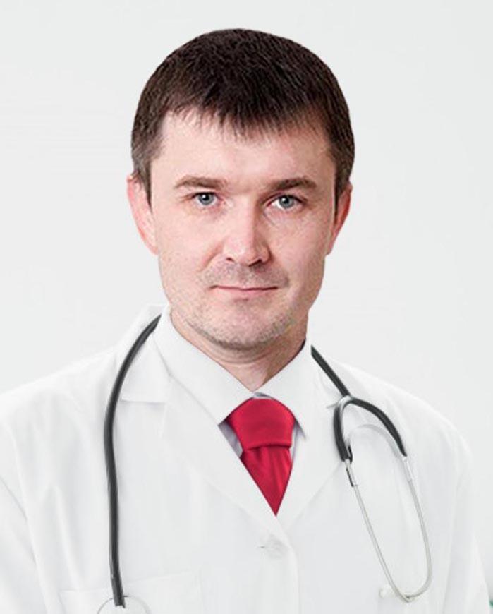 Сергей Викторович Врач-генетик