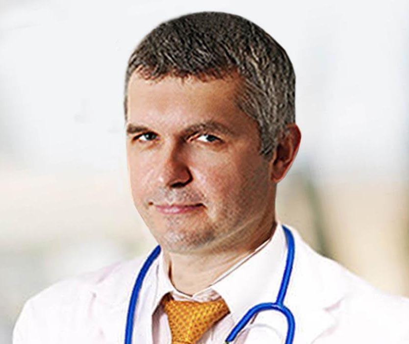 В.В.Козубенко. Лучший нейрохирург высшей категории