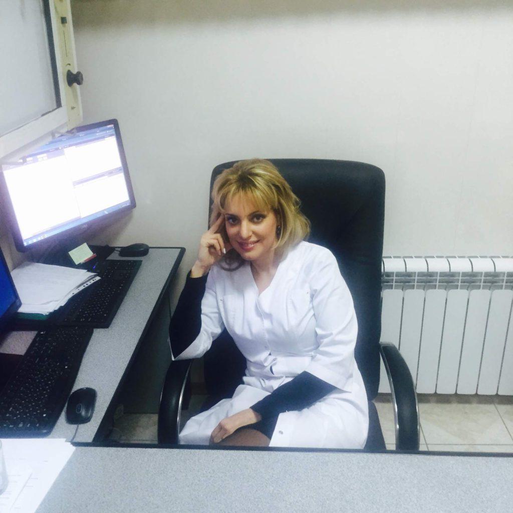 Марина Александровна Гусарева Радиолог. Онколог в ростове
