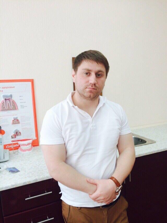Дибиров Омаргаджи Анасович стоматолог в Ростове