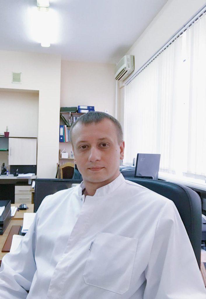Владимир Викторович Сунцов. Оториноларинголог в ростове