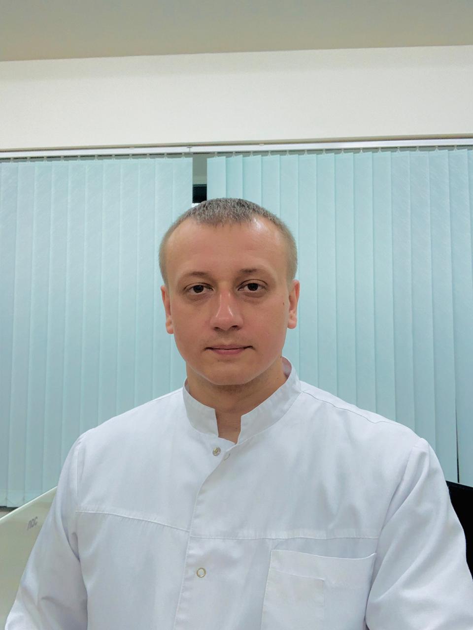 Владимир Викторович Сунцов Сунцов. Оториноларинголог