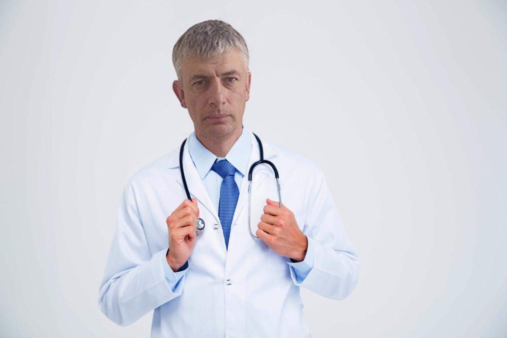 Штогрин Станислав Мирославович, хирург, колопроктолог, врач высшей категории, заведующий приемным отделением в Ростове-на-Дону