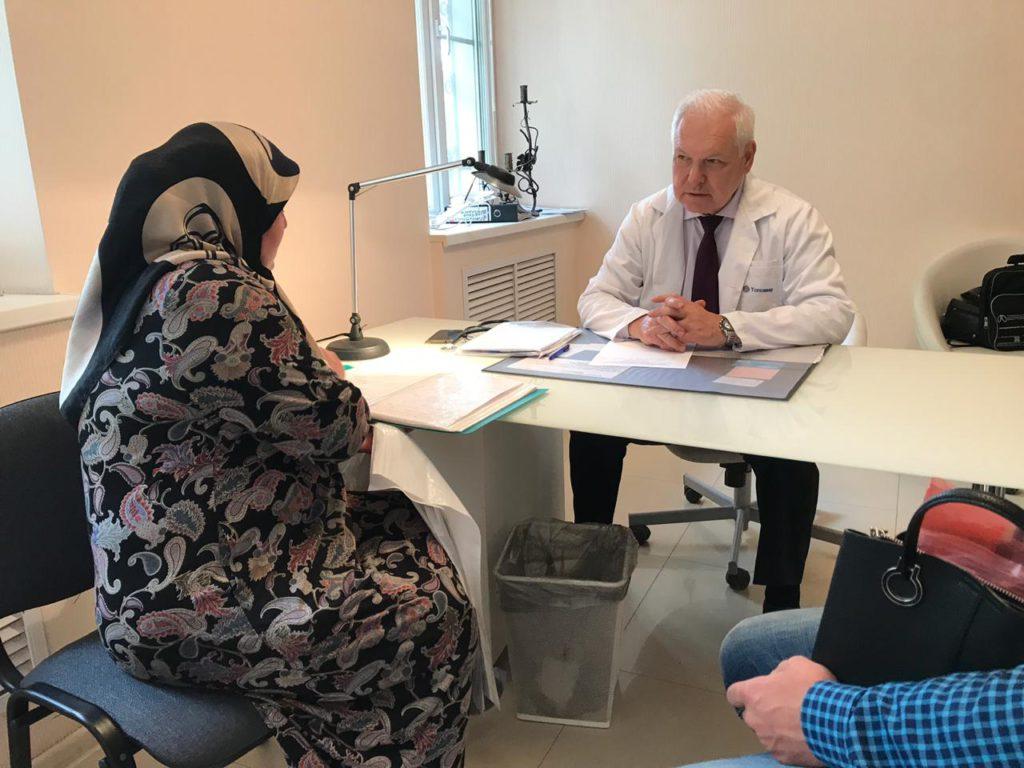 Какие заболевания лечит Ведущий пульмонолог - Ануфриев И.И.?