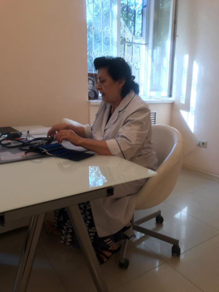Замечательный кардиолог в Ростове - Тер-Ананьянц Е.А