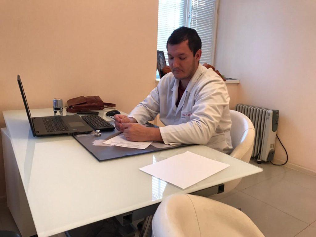 Хирург по позвоночнику в Ростове-на-Дону