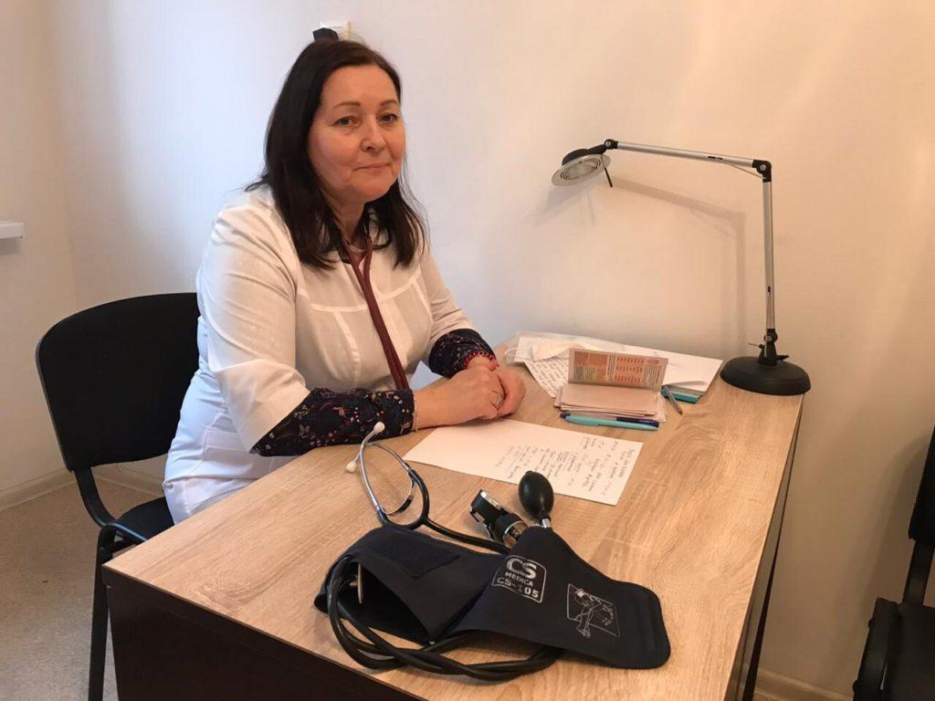 Котянкова О.Л. - грамотный терапевт