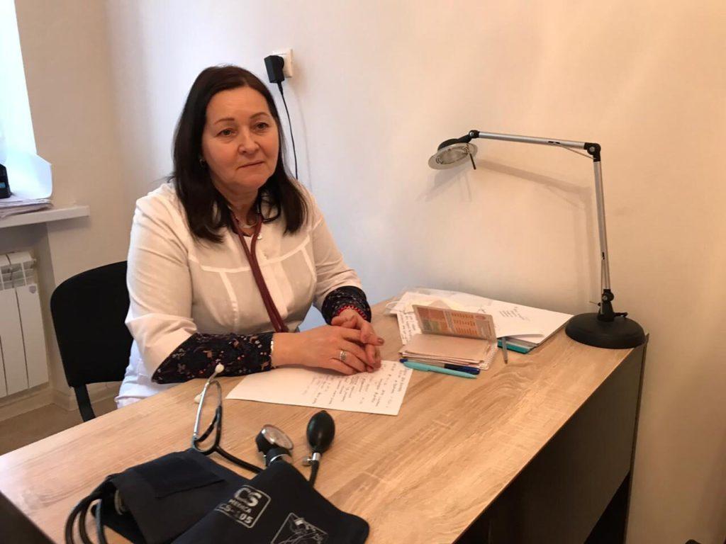 Ольга Леонидовна Котянкова - терапевт в Ростове