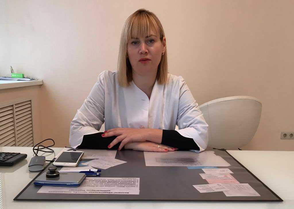 Маковкина Е.Е. - терапевт - пульмонолог в Ростове