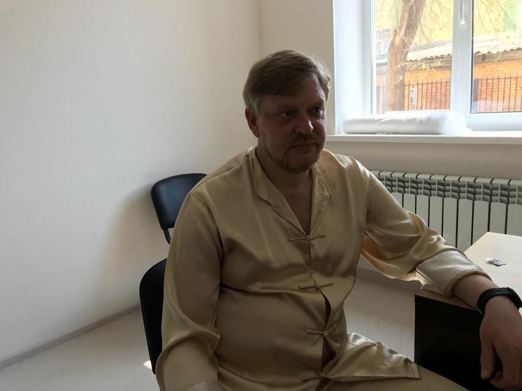 Кокорев Леонид Сергеевич Китайское траволечение Санкт-Петербург