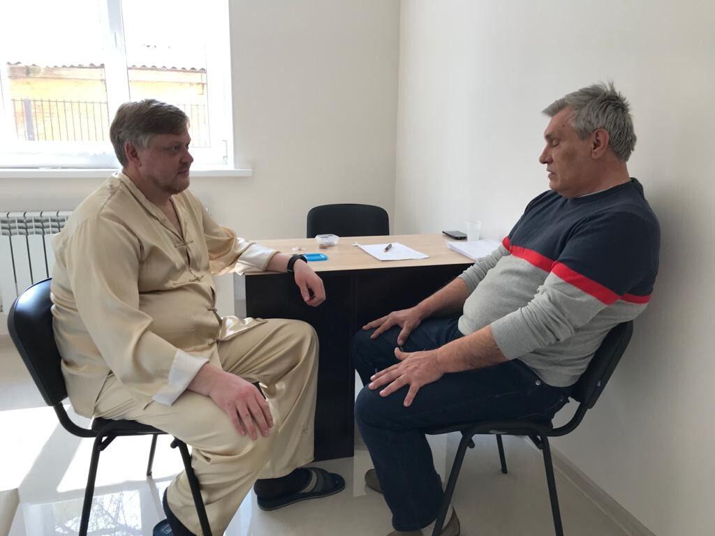 Кокорев Леонид Сергеевич Китайский массаж Санкт-Петербург