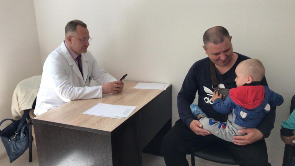 Детский хирург ростов кацупеев