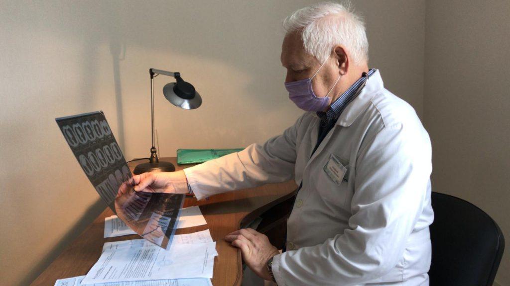 Ануфриев И.И. - пульмонолог