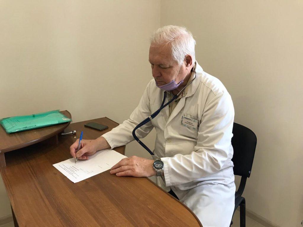 Грамотный пульмонолог - в Ростове на Дону Ануфриев И.И.