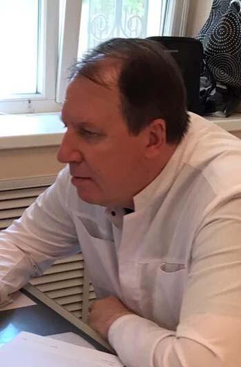 Детский травматолог ортопед - Шамик В.Б.
