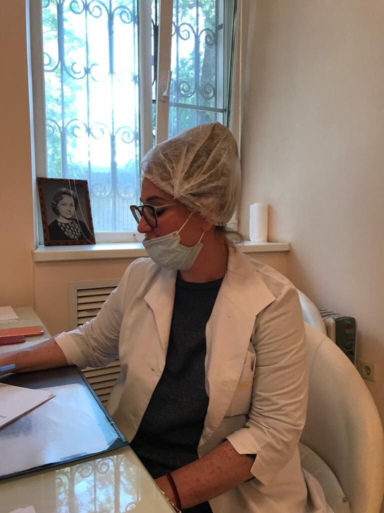 Вакула Е.Э. - эндокринолог гинеколог в Ростове