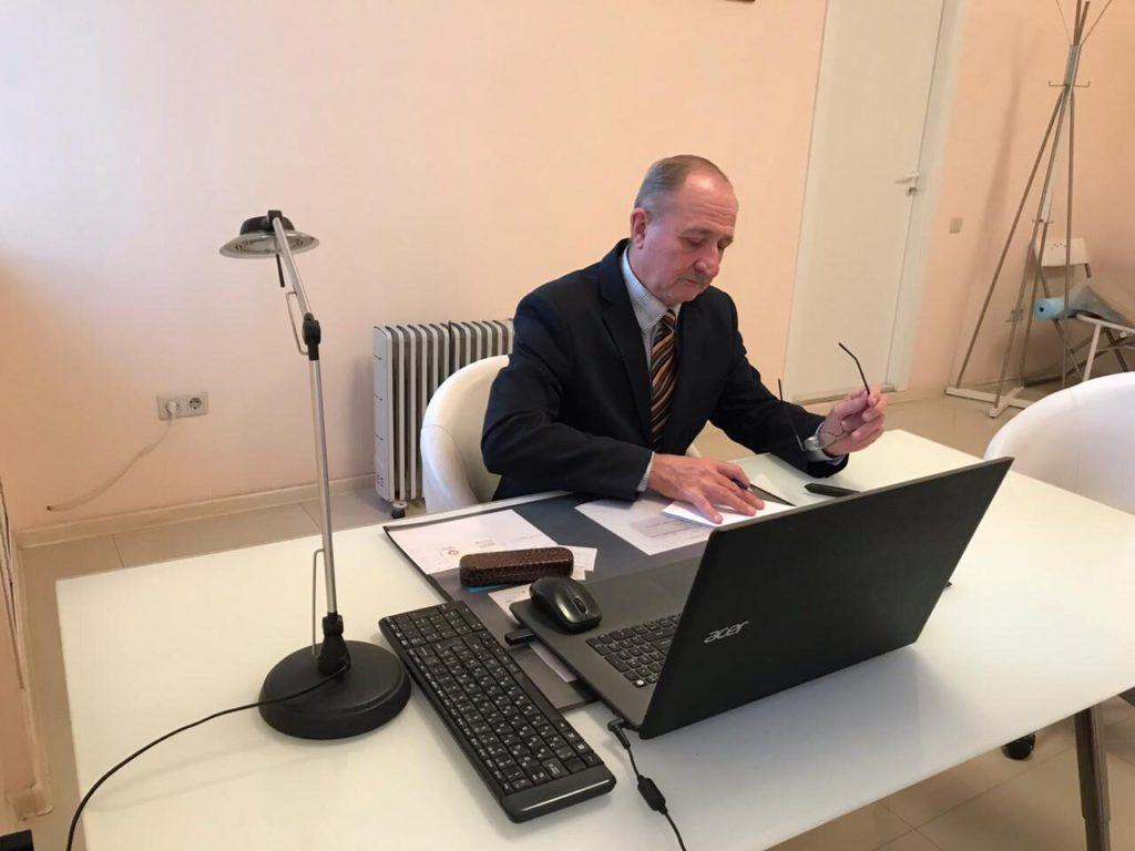 Скрипкин Ю.П. - грамотный невролог Ростов
