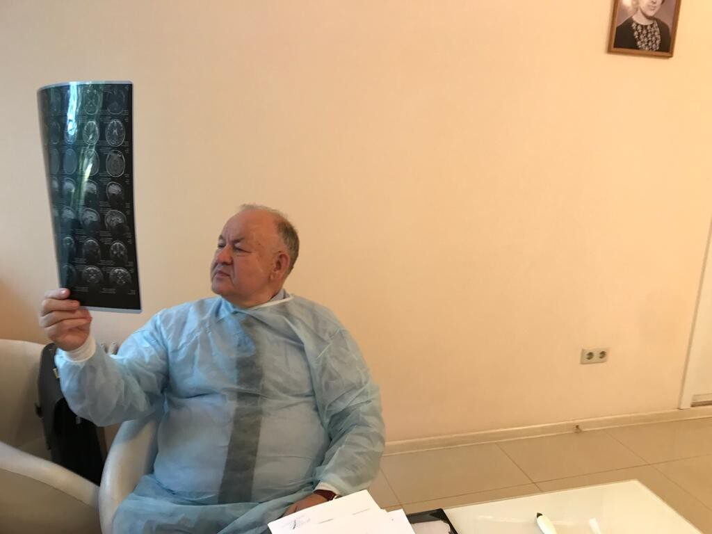 Тринитатский Ю.В. — Ростов, грамотный невролог