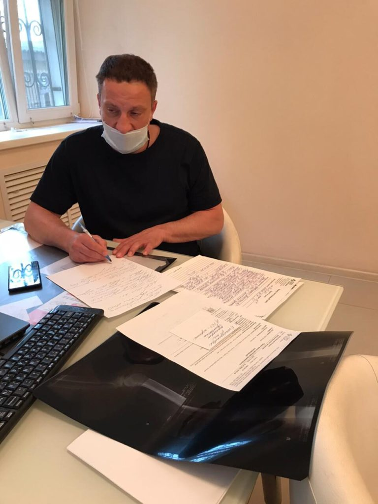 Лучший хирург ортопед травматолог в Ростове