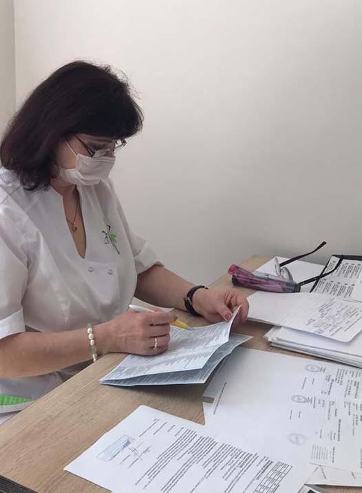 Ростов – грамотный инфекционист профессионал – Мамедова Н.И.