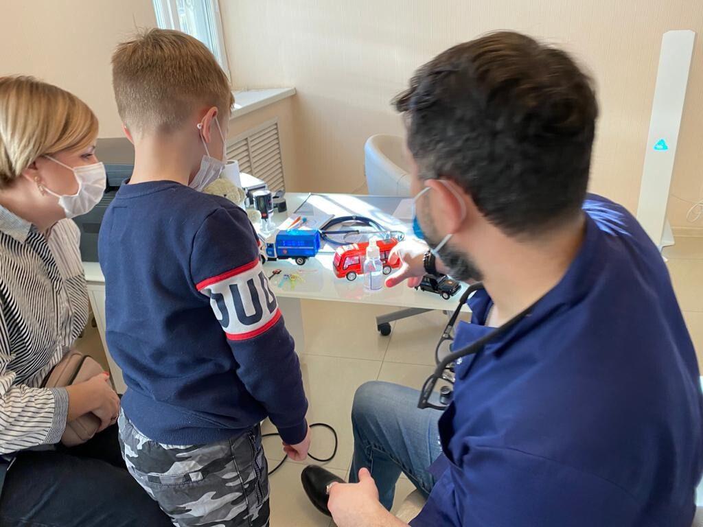 Детский уролог, андролог, хирург в Ростове-на-Дону