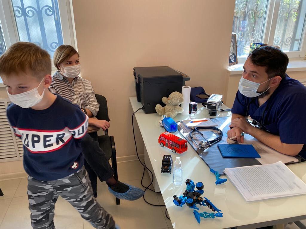 Детскиё уролог, андролог, детский хирург в Ростове-на-Дону