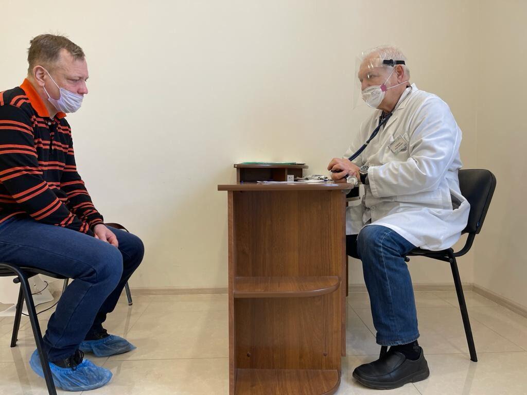 Ануфриев И.И. - пульмонолог врач высшей категории