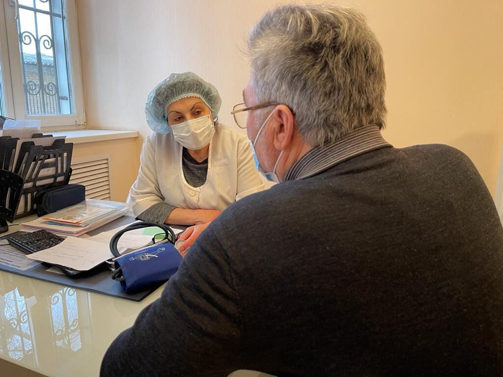 Лучший кардеолог в Ростове-на-Дону
