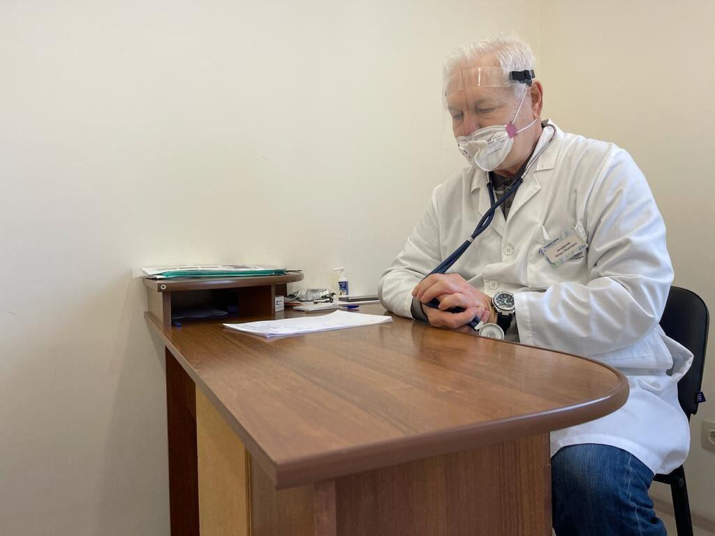 Ануфриев И.И. - пульмонолог КМН