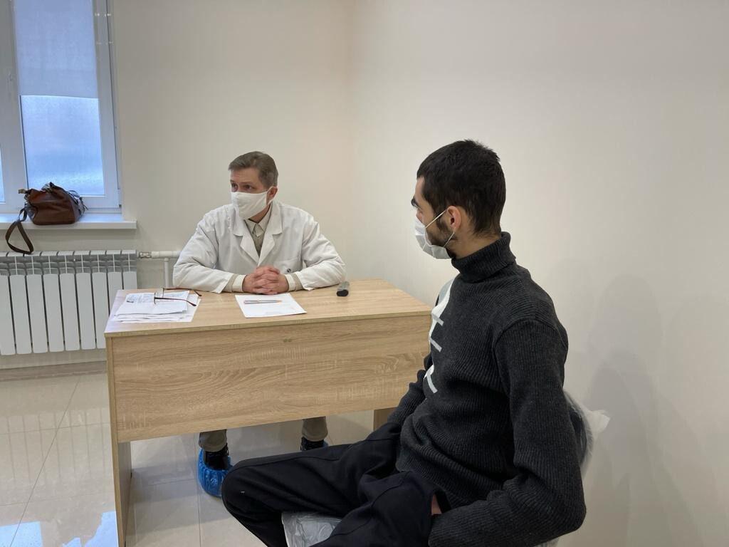 Ростов ведущий диетолог - Бычков И.Н.