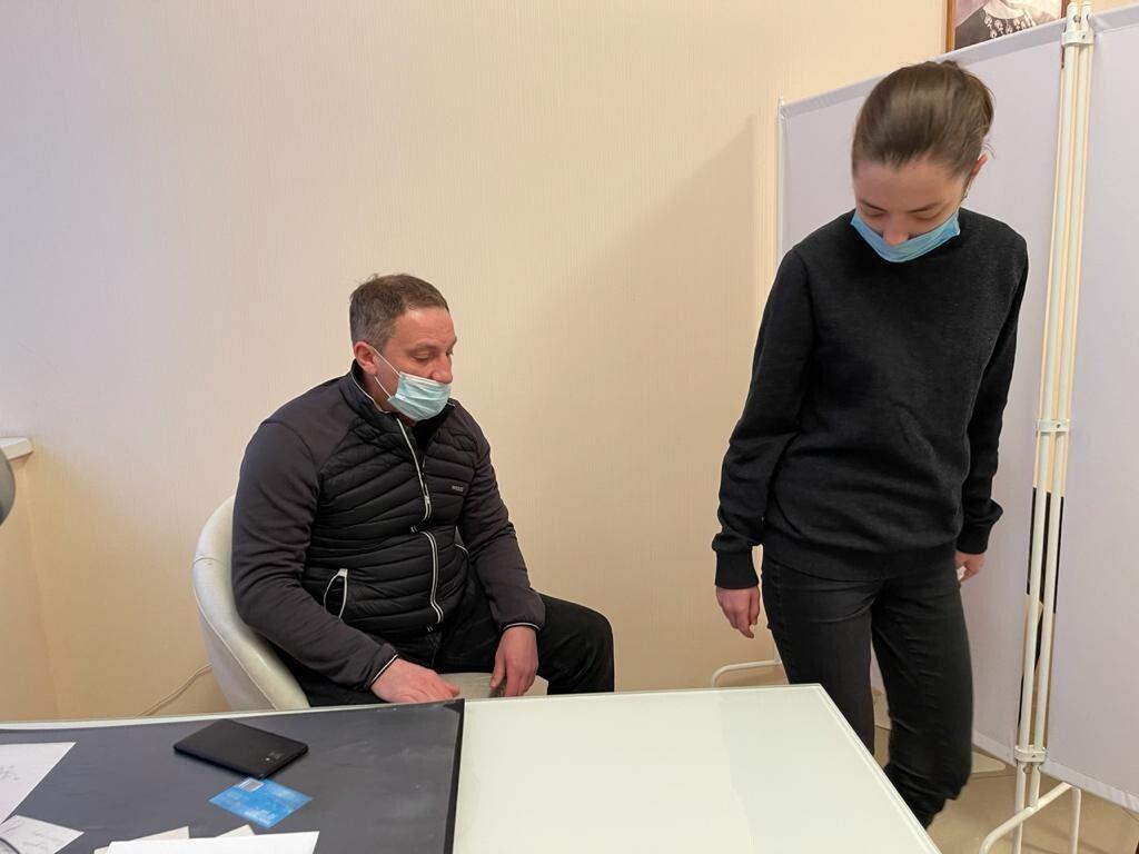 Ростов профессионал ортопед травматолог - Мурадьян В.Ю.