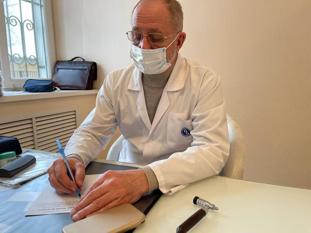 Хороший невролог - Скрипкин Ю.П.