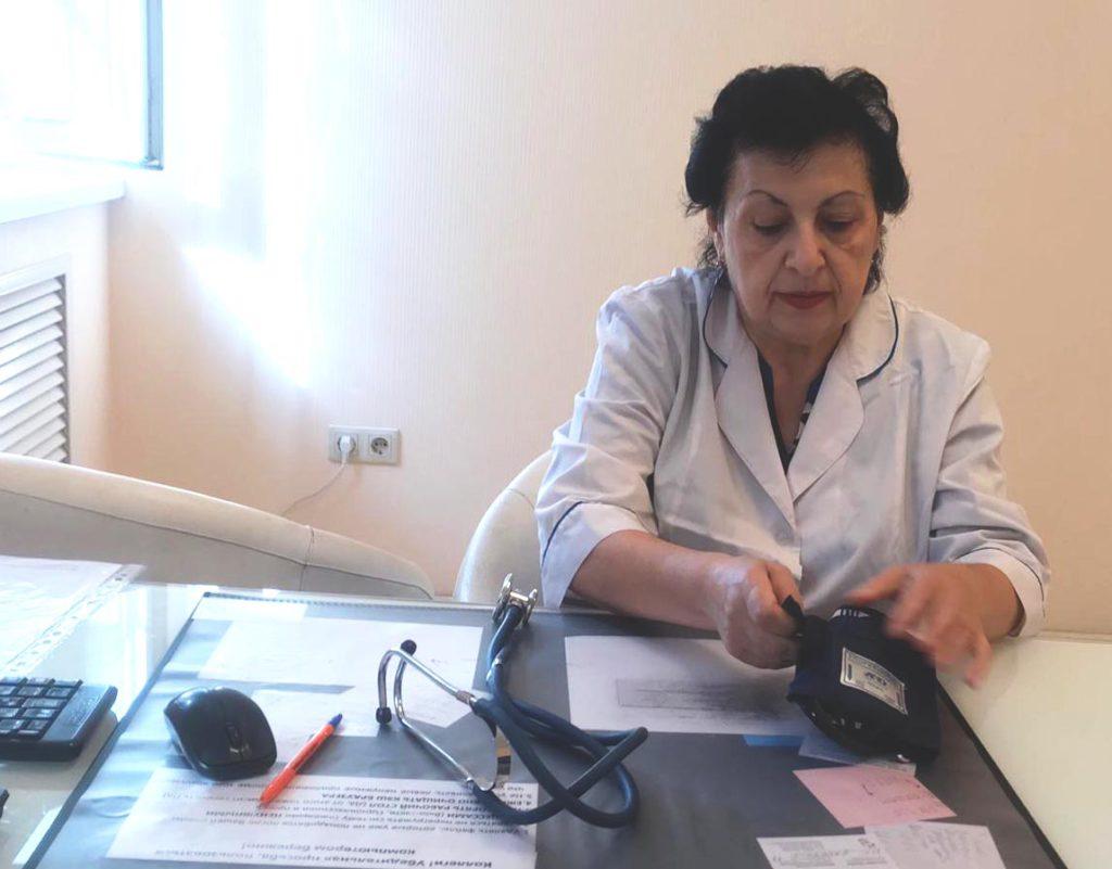 кардиолог в Ростове - Тер-Ананьянц Е.А