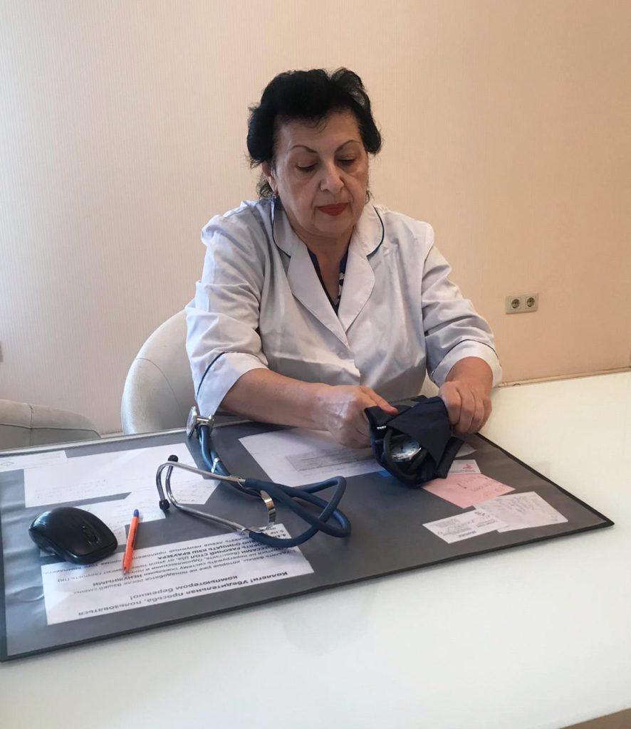 Тер-Ананьянц Елизавета Арташесовна