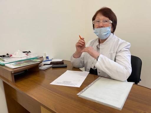 Иммунолог Аллерголог- Беловолова Р.А.