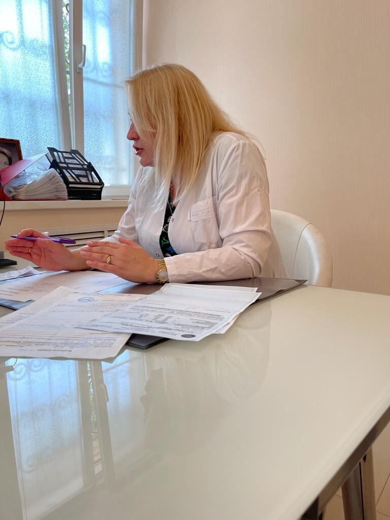 Ростов дерматолог - Профессионал высшей квалификационной категории Рязанова О.А.